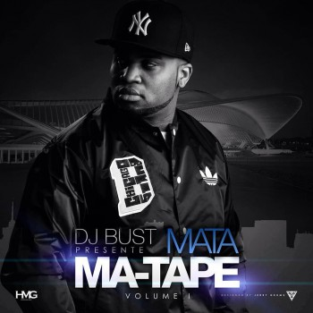 COVER - DJ BUST PRESENTE MATA - MA-TAPE Vol.1